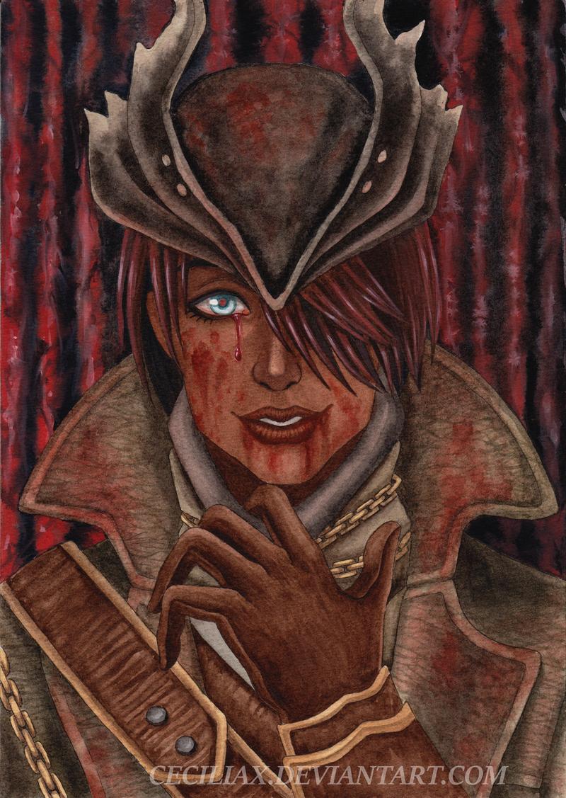 Bloodborne OC by CeciliaX