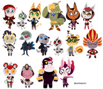 Ratchet and Clank / Animal Crossing Crossover