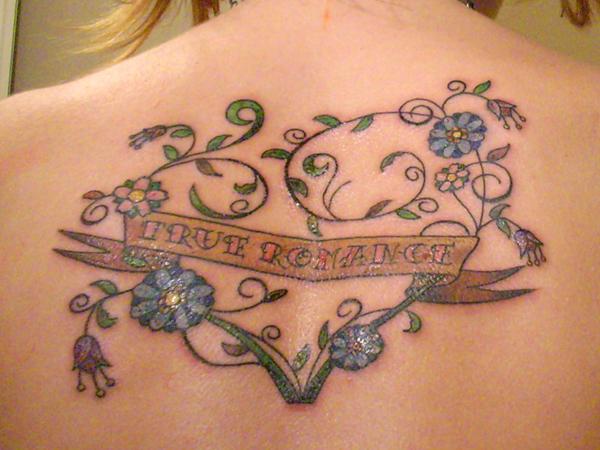 true romance tattoo
