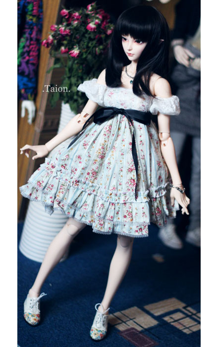 new dress Taion (1) by teru-terun