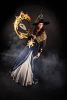 FFXIV Astrologian by Valentis