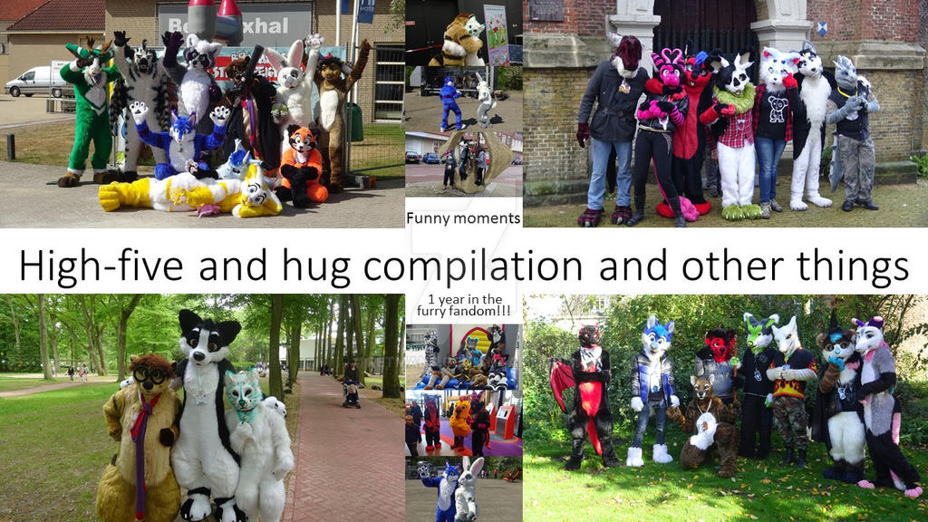 High-five and hug compilation and other things by retmans