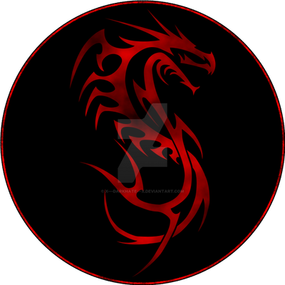 crimson dragon symbol