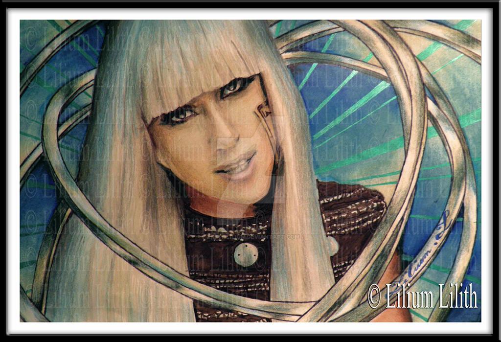 Lady Gaga Dessin - Lady Gaga Age