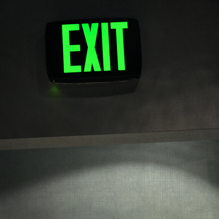 EXIT D by FxSanyi