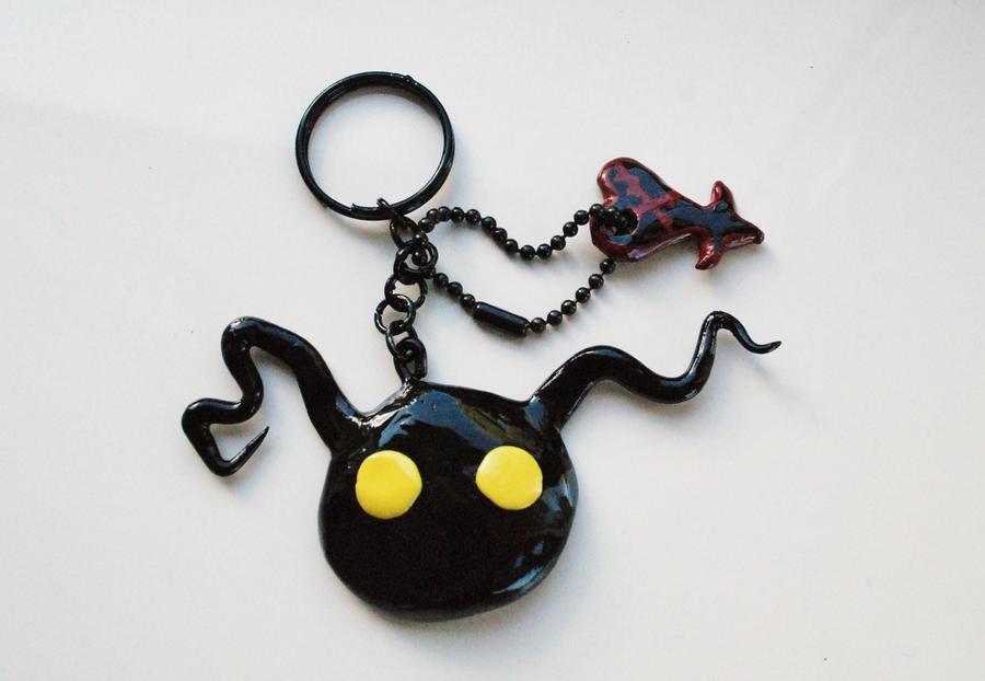 Heartless keychain by SalyutSddW