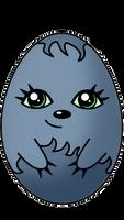 Fnuzzlee Egg (Sapheron-Art Easter 2021 entry) by LiquidFrogStudios
