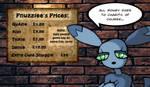 Fnuzzlee's Prices by LiquidFrogStudios