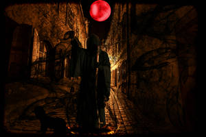 The birth of the antichrist... by Evil2Girls