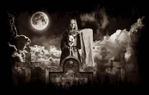 Halloween night... by Evil2Girls