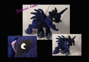 PrincessLuna by Country-Geek-Crochet