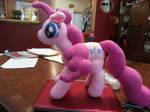 Pinkie Pie- Crochet