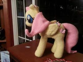 Fluttershy- Crochet by Country-Geek-Crochet