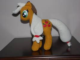 Crochet-My Little Pony- Applejack by Country-Geek-Crochet