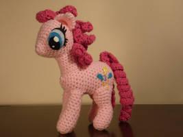 Crochet- My Little Pony- Pinkie Pie