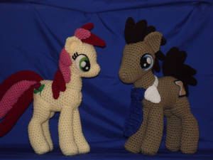 The Doctor and Rose MLP
