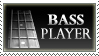 Bass Player_stamp by sican