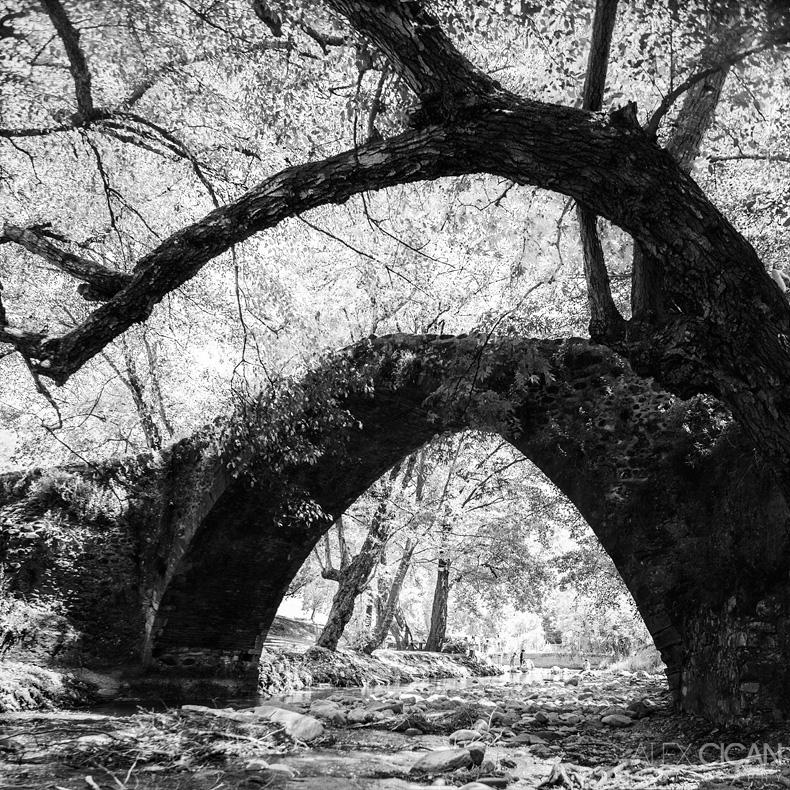 Tzielefos Bridge by sican