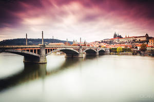 Connecting Prague by sican