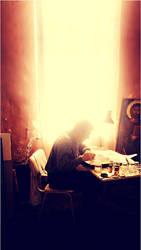 Penetration of Light
