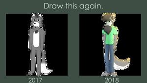 Draw this again! Meme 5