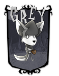 Grey the Wolf [DST]