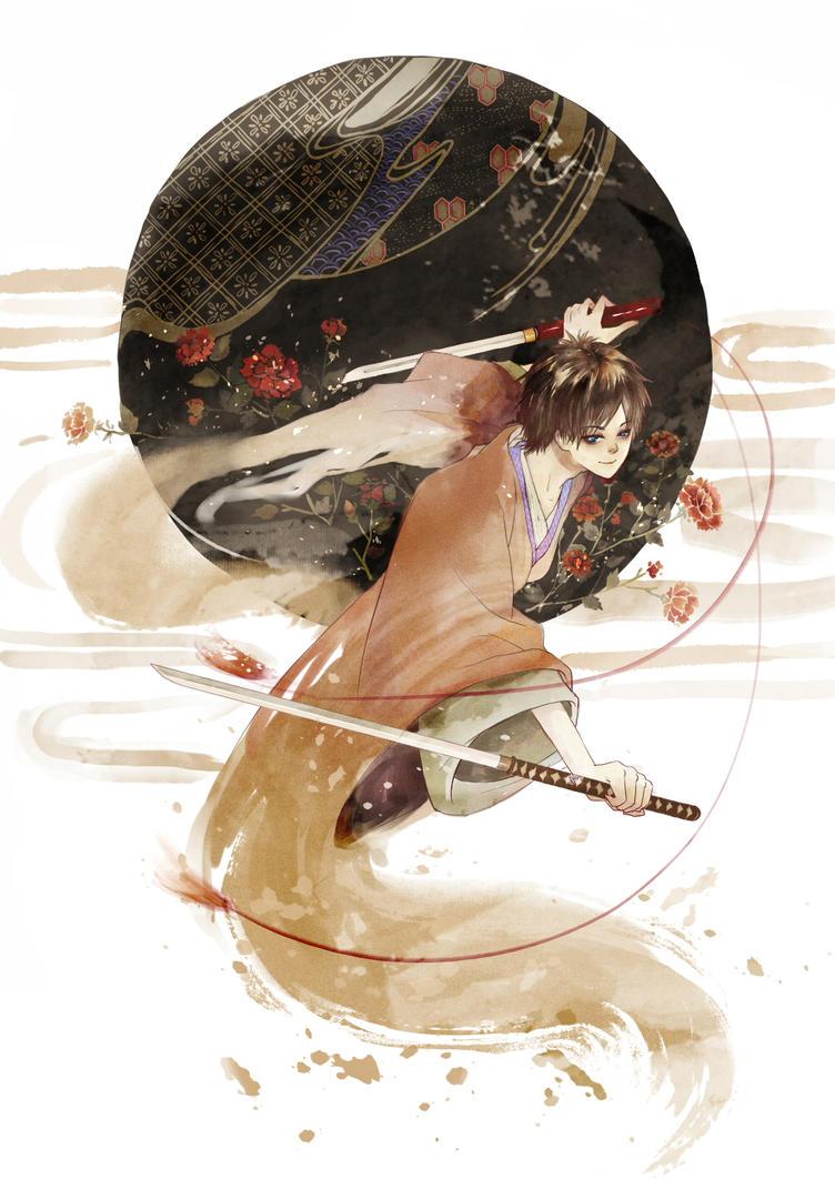 Sun-Alen by KibiQeQ