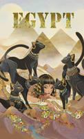 Egypt- Travel poster