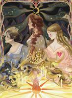 The Fountain Of Fair Fortune 1 by KibiQeQ
