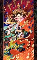 Turandot by KibiQeQ