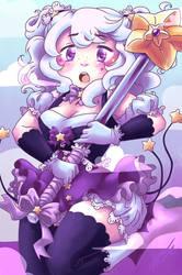 Mizuki in Magical Girl Form