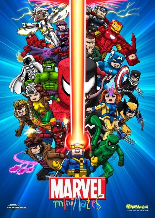 marvel_minimates_poster_by_ardorcardinal