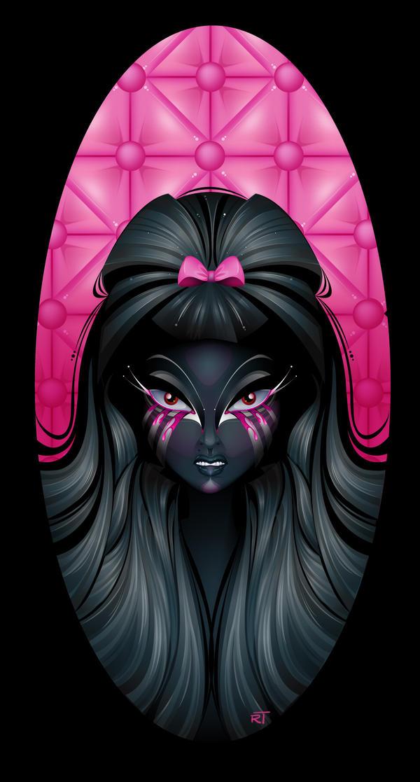 Pretty Pretty Princess by rainbowbarf