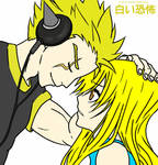 Laxus x Lucy request