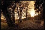 Path to the Setting Sun
