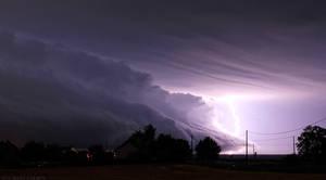 2011 07 12 violent storm by FlorentCourty