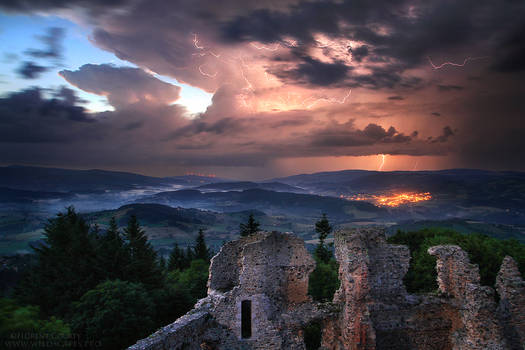 Epic Storm from the Ruins