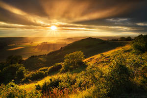 Blast Of Light by FlorentCourty