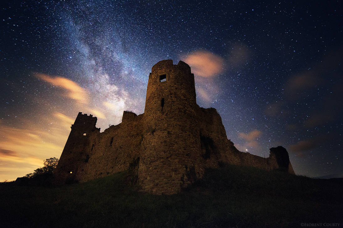 Stand Against Time by FlorentCourty