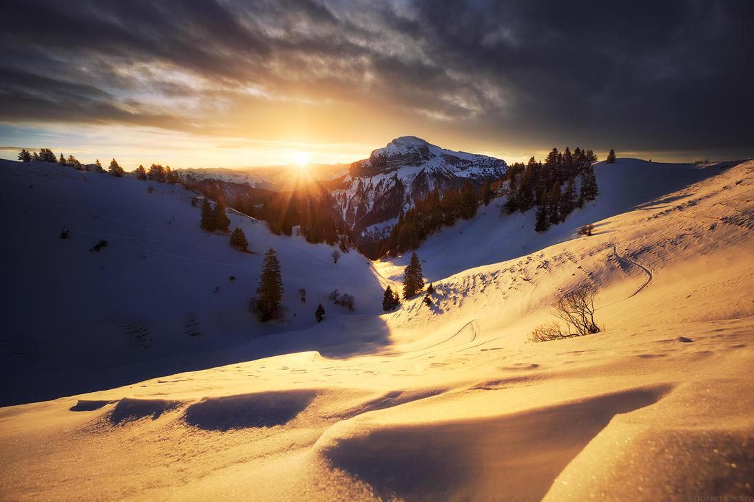 Alpine Reward by FlorentCourty