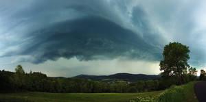 Storm season begins