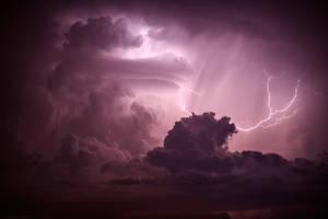 Cloud Fury by FlorentCourty