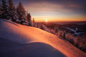 Snow Curves by FlorentCourty