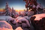 Winter Wonders by FlorentCourty