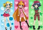 Powerpuff girls z - Girls 1