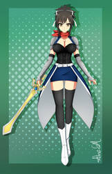 Sword Hero, Asuka Harada