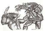 Bad Blood-PredatorVSPredator-2