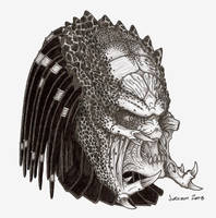 AVP Requiem: Wolf by PredatrHuntr
