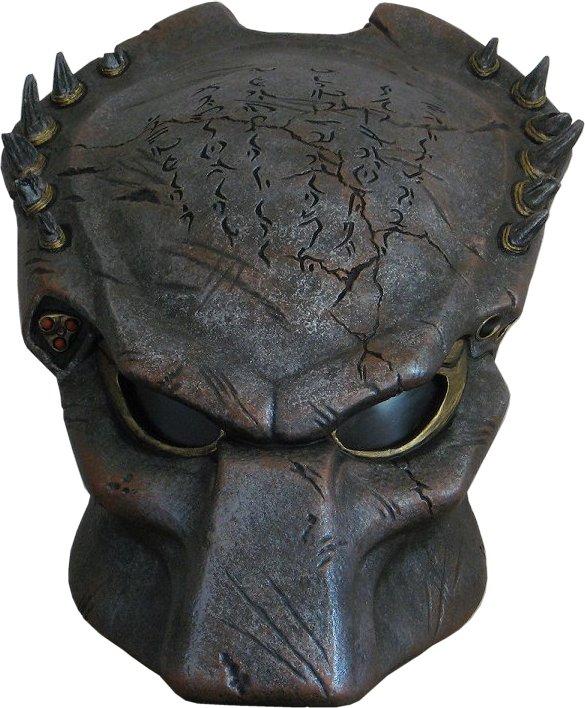 Как сделать маску из бумаги хищника