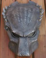 AVP-R Wolf Bio Helmet-REPAINT by PredatrHuntr